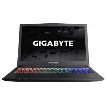 "Manufacturer Refurbished  Gigabyte Sabre 15-W8 15.6"" FHD Laptop, GTX1060/i7-8750H/16G/256GB+1TB/Win10"