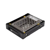 "StarTech 2.5"" SATA Drive Hot Swap Bay for 3.5"" Bay - Anti-Vibration"