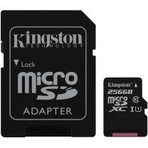 Kingston 256GB MicroSDHC Canvas Select
