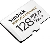 SanDisk 128GB High Endurance MicroSD Card