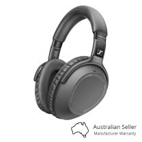 Sennheiser PXC 550-II Wireless Over-Ear Noise Cancelling Headphones - Black