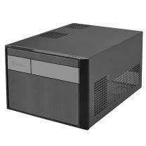 SilverStone Sugo Series Micro-ATX Case - Black