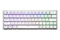Cooler Master MasterKeys SK622 Hybrid RGB White Edition Wireless Mechanical Keyboard - LP Red Switch