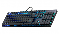 Cooler Master SK650 RGB LP Switches Mechanical Keyboard RED Switch