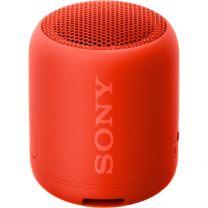 Sony SRS-XB12 Extra Bass Portable Wireless Bluetooth Speaker - Red