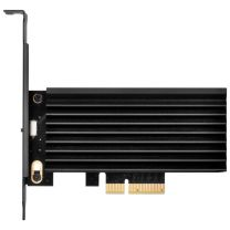 Silverstone M.2 NVMe SSD NGFF to PCIeX4 Adapter Card