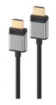 Alogic Slim Super Ultra HDMI M-M Cable 1m
