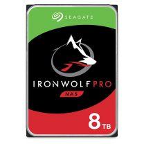 "Seagate 8TB IronWolf Pro 3.5"" SATA NAS Hard Drive"