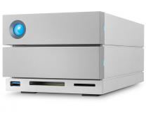 LaCie 2BIG Dock Thunderbolt 3 & USB 3.0 Desktop Hard Drive - 20TB