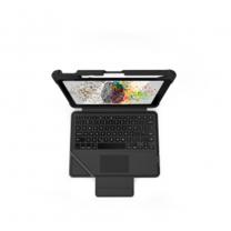 STM DUX Bluetooth Keyboard TrackPad ( For iPad 8th/7thGen) - Black