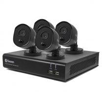 Swann 4 Channel DVR-4480 Full HD Security System w/ 4 x Thermal Sensing Cameras SWDVK-444804BV-AU - Black