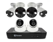 Swann 8 Channel 6 Camera 4k Ultra HD 2TB NVR Security System
