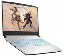 "MSI Sword 15 A11UE 15.6"" 144Hz Gaming Laptop, i7-11800H, 16GB, 512GB, RTX 3060, Windows 10 Home - White"