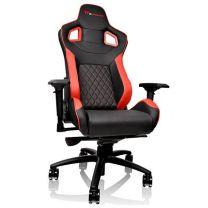 Thermaltake GTF 100  GT Fit Gaming Chair Black/Red