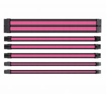 Thermaltake TtMOD Sleeve Cable Black & Pink