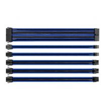 Thermaltake TTMOD Sleeve Modular Cable Set Blue/Black