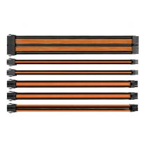 Thermaltake TTMOD Sleeve Modular Cable Set Orange/Black