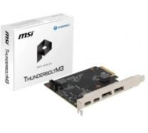MSI Thunderbolt M3 PCI-E 3.0 x4 Card