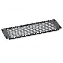 """Serveredge 3RU Metal 19"""" Vented Blanking Panel"""