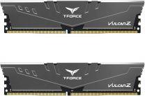Team Vulcan Z 32GB (2x16) DDR4-3600 RAM Memory - Grey