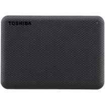 Toshiba Canvio Advance V10 4TB External HDD--Black