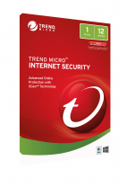 Trend Micro Internet Security OEM 1 User 1 Year