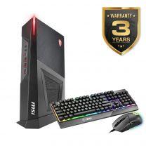 MSI Trident 3 Compact Gaming Computer, Intel Core i5-10400F, 16GB RAM, 512SSD+1TB HDD, GTX 1660 Super, Windows 10