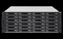 QNAP 24-Bay Diskless NAS Xeon E-2136 Quad-Core 3.3GHz CPU 16GB RAM