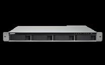 QNAP 4-Bay Diskless Rackmount NAS Quad-Core 1.7GHz 2GB