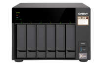 QNAP 6-Bay Diskless NAS AMD RX-421ND Quad-Core 2.1GHz CPU 4GB RAM
