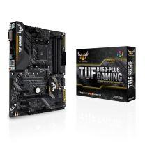 Manufacture Refurbished Asus TUF B450 Plus Gaming ATX Motherboard