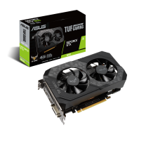 Asus TUF Gaming GeForce GTX 1650 4GB GDDR6 Graphic Card