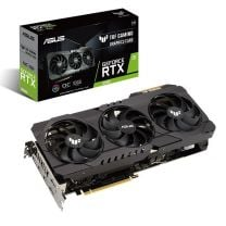 Asus TUF Geforce RTX 3080 O10G V2 Gaming Graphics Card - LHR