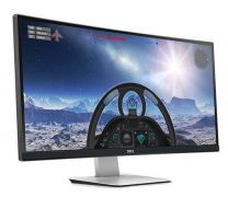 "Dell U3415W Ultrasharp 34"" Curved WQHD Monitor"
