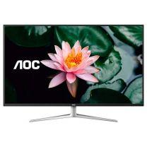 AOC U4308V 42.5'' 4K HDR IPS Flicker-Free Monitor