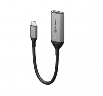 Alogic Ultra 15cm USB-C (Male) to DisplayPort (Female) Adapter
