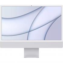 "Apple CTO iMac 24"" 4.5K Retina,  M1, 16GB RAM, 256GB SSD, 8CORE GPU - Silver"