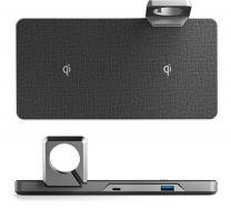 Alogic Ultra Power 3in1 Wireless Dock iPhone