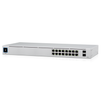 Ubiquiti UniFi Gen2 16-Port 802.3at PoE Gigabit Switch with SFP