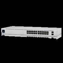 Ubiquiti UniFi Gen2 24-Port 802.3at PoE Gigabit Switch with SFP