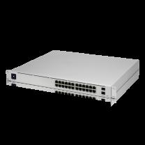 Ubiquiti UniFi Gen2 PRO 24-Port 802.3at/bt PoE Gigabit Switch With SFP+