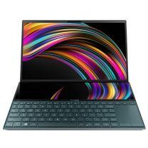 "Asus ZenBook Duo UX481FL 14"" FHD Laptop, i7/16GB/1TB/W10P/Celestial Blue"