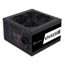 SilverStone VIVA 550W 80Plus Bronze Power Supply