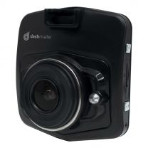 "Dashmate 2.4"" LCD 720P Dash Camera DSH-410 - Black"