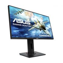 Ex-Demo Asus VG258QR 24.5'' FHD 0.5ms 165Hz FreeSync Gaming Monitor (G-Sync Compatible)