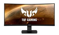 "Asus TUF VG35VQ 35"" Curved UWQHD 100Hz 1ms FreeSync Gaming Monitor"