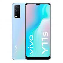 """Vivo Y11s Dual Sim, 6.51"""", 32GB, 3GB, V2028 Phone - Glacier Blue"""