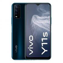 """Vivo Y11s Dual Sim, 6.51"""", 32GB, 3GB, V2028 Phone - Phantom Black"""