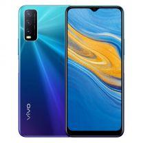 Vivo Y20s (Dual Sim 4G/4G, 5000MAh, 128GB/4GB) - Nebula Blue