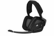 Corsair VOID RGB Elite Wireless Premium Gaming Headset with 7.1 Surround Sound - Carbon